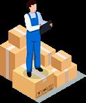 professional mover icon