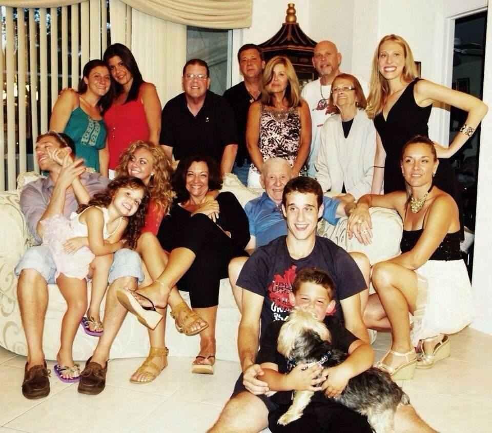 freedman family 2012